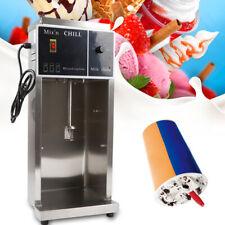 110v Commercial Electric Ice Cream Machine Blizzard Maker Shaker Blender Mixer