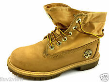 Timberland Roll Top Wheat Boot Size 4 USA.