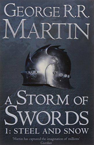 1 of 1 - A Storm of Swords: Part 1 Steel and Snow (Re..., Martin, George R. R. 0007447841