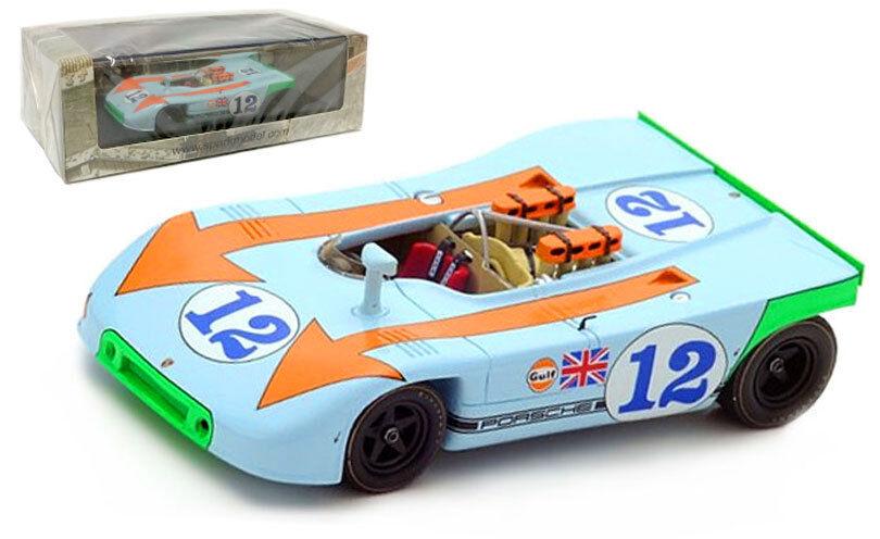 comprar marca Spark 43TF70 Porsche 908 908 908 3 ganador Targa Florio 1970-Siffert rojoman escala 1 43  venta mundialmente famosa en línea