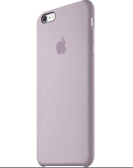 cb52994ce3d Apple Silicone Case for iPhone 6   6s Lavender for sale online
