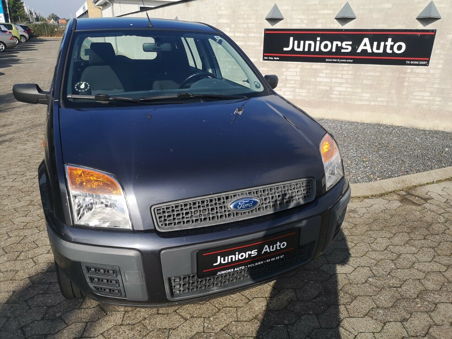 Ford Fusion 1,4 TDCi 68 Trend 5d