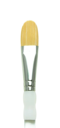 Royal /& Langnickel Soft Grip Gold Taklon Paint Brushes for Watercolour /& Acrylic