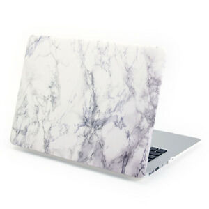 Marble-Pattern-Matte-Rubberized-Hard-Case-For-Apple-MacBook-Air-Pro-amp-Retina