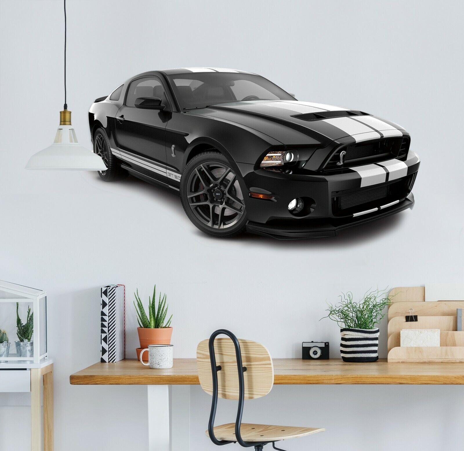3D yemaauto I205 Auto Carta Da Parati Murale Poster trasporto Adesivi Murali Ange