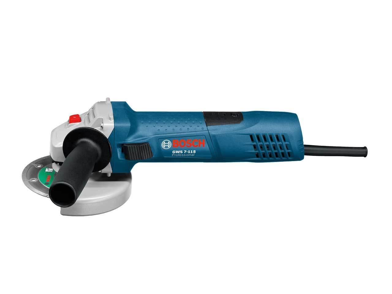 Bosch GWS 7-115 720W Professional Angle Grinder   eBay 94e797cefb99