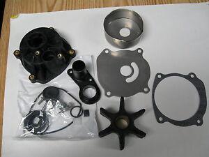 Water Pump Kit Evinrude//Johnson 85 115 140 150 175 200 235hp  0395073