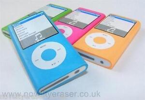 Novelty Eraser Rubbers- Iwako Kawaii iPod Erasers - Party Bag Gift/Fillers
