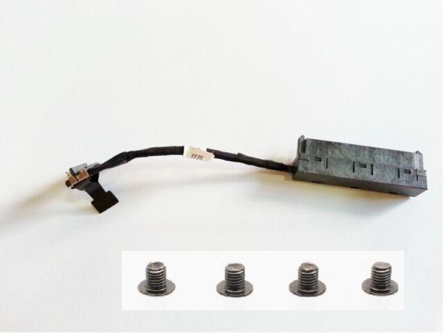 HP Compaq CQ42 G42 G56 G62 Presario CQ56 CQ62 SATA HDD Hard Drive Connector + sc