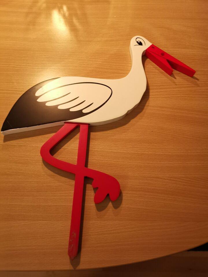 Andet, Friisenborg stork, Friisenborg