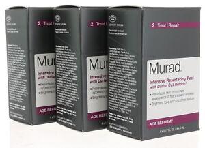 3 Pack Murad alter Reform intensiven Erneuerung Schale - 4 CT je (12 Count insgesamt)