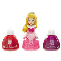 Disney Princess Little Kingdom Makeup Sets (aurora Lip Gloss - True Love's Kiss)