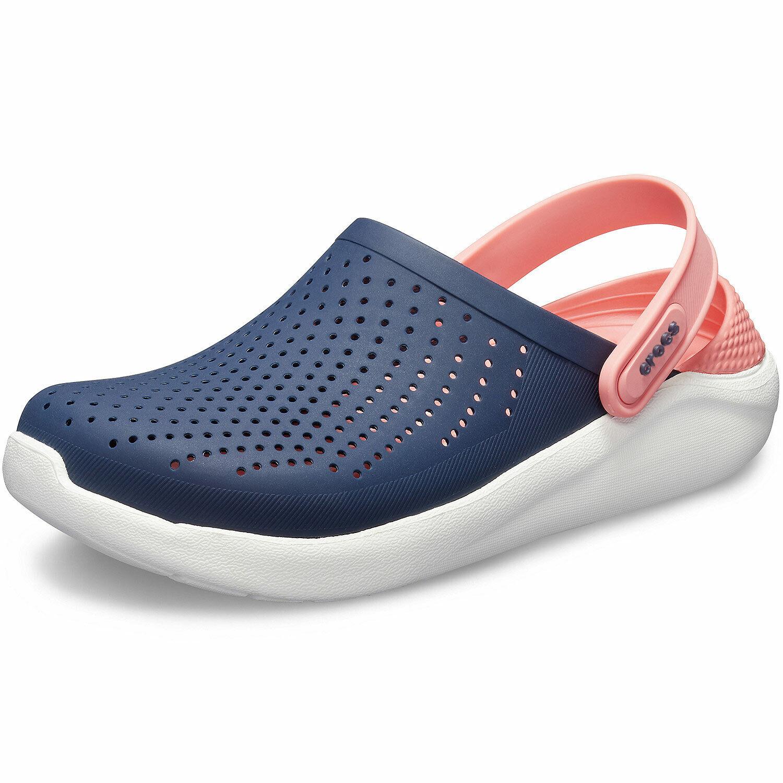 Crocs Literide donna Soft Soft Soft Clogs dunkelblu melone (navy melon) d56596