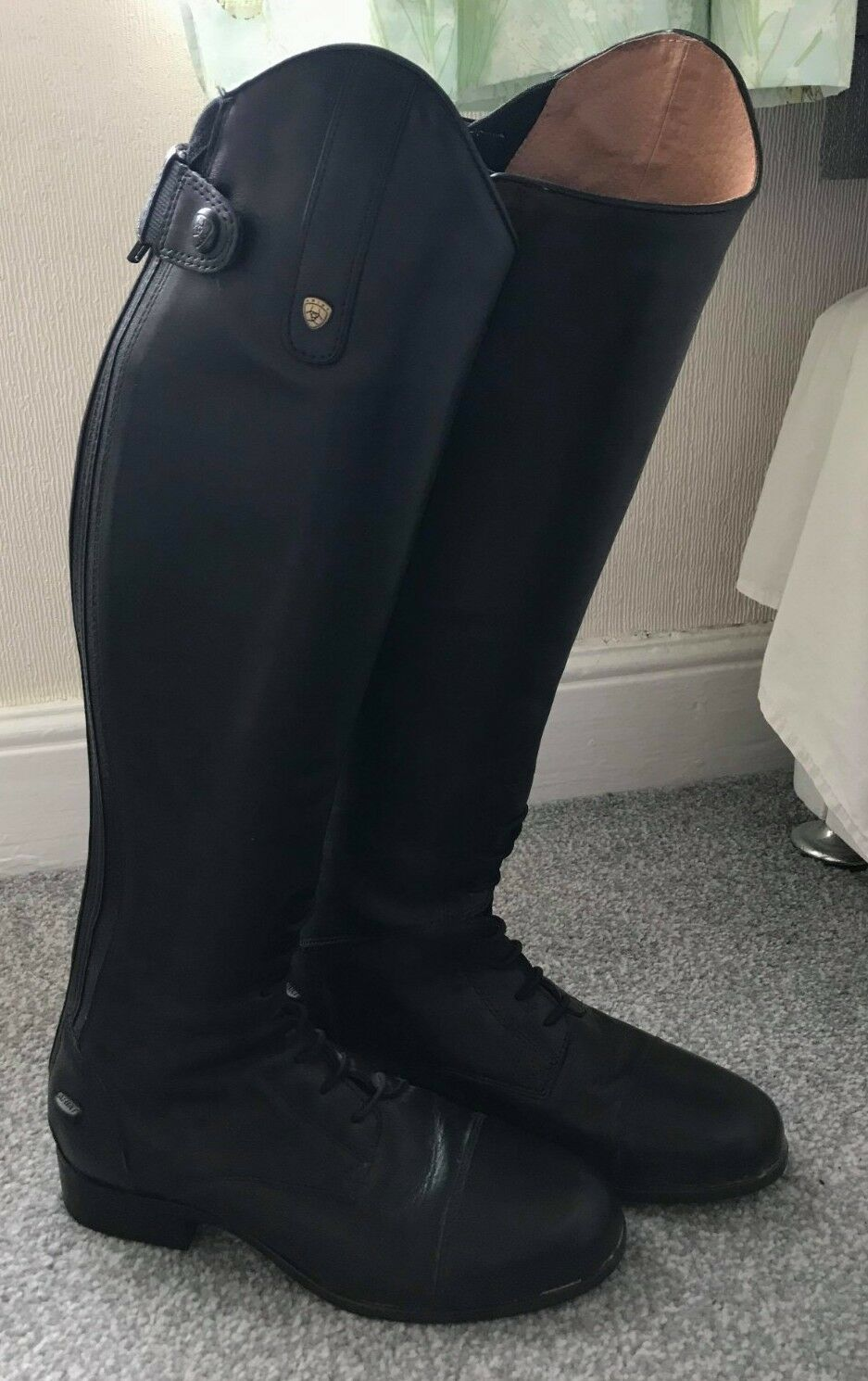 Ariat Heritage Contour II Boots Size 5.5