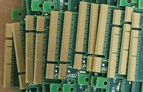 1lb pcb with gold plate fingers for gold recovery//scrap