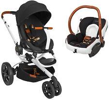 Quinny Moodd Stroller Replacet Car Seat Adapters Black | eBay