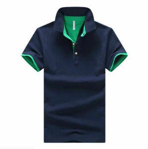 Tee-Shirt-Men-039-s-Slim-Fit-Short-Sleeve-Shirt-T-shirt-Casual-Tops-Blouse