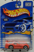 RED 2001 FE GTS-R #11 FIRST EDITION MOPAR DODGE VIPER BOYS MATTEL HW HOT WHEELS