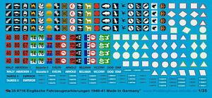 Peddinghaus-0716-1-35-Ingles-panzer-y-marcas-de-vehiculo-II-WK