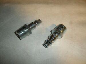 Milton M style 733 Air Hose Quick Disconnect Coupler Plug ...