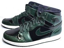 brand new 80214 90bbb item 3 NIKE AIR JORDAN 1 Retro High Sneakers Shoes (Sz 14) Grove Green Black  332550-300 -NIKE AIR JORDAN 1 Retro High Sneakers Shoes (Sz 14) Grove ...