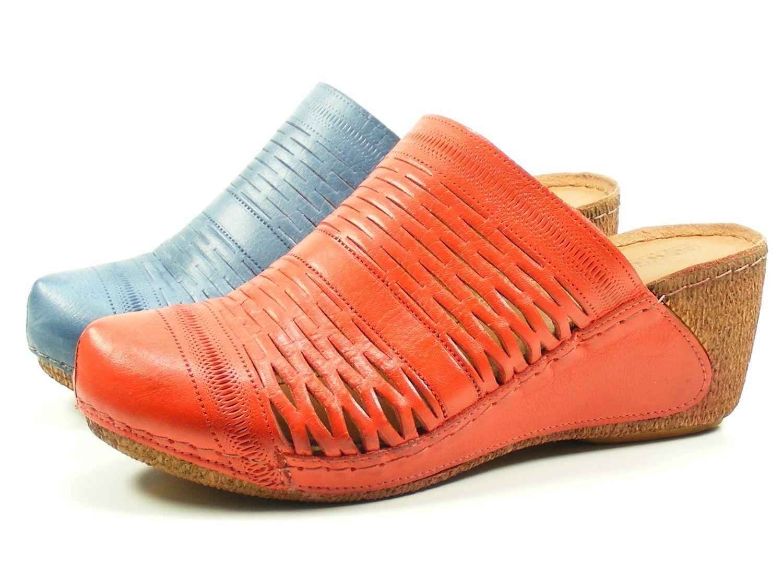 Gemini 032236-02 zapatos señora sandalias Clogs