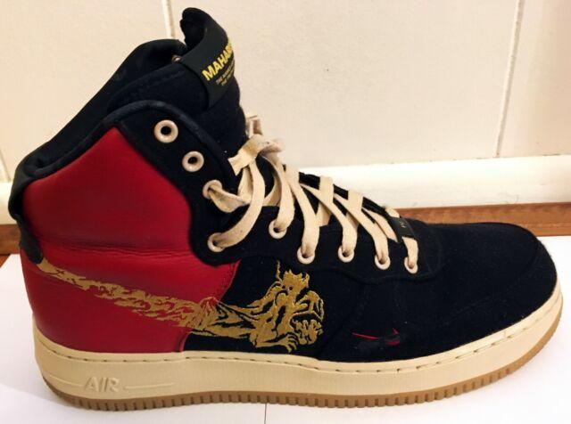 Nike X Maharishi Air Force 1 High Premium Size 10 Shoes Custom AF1 CI3900 992