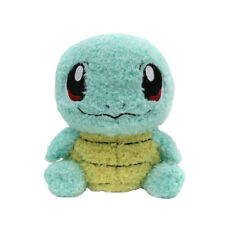 "Sekiguchi Pokemon Moko Moko Collection 7"" Fluffy Plush Pokemon Go Doll- Squirtle"