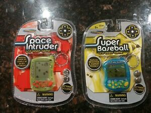 Space Intruder LCD Game