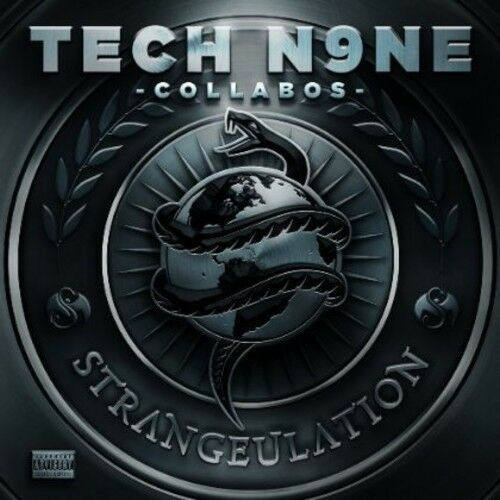 Tech N9ne, Tech N9ne Collabos - Strangeulation [New CD] Explicit, Deluxe Edition
