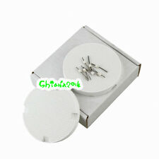 2pcs Dental Lab Honeycomb Round Firing Trays + 10pcs Amann Girrbach Steel Pins