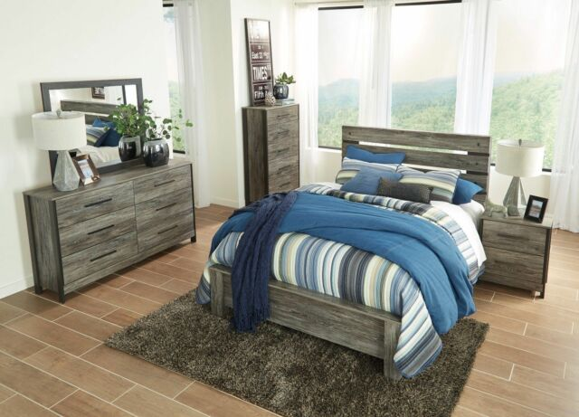 Ashley Furniture Cazenfeld Queen 6 Piece Bedroom Set