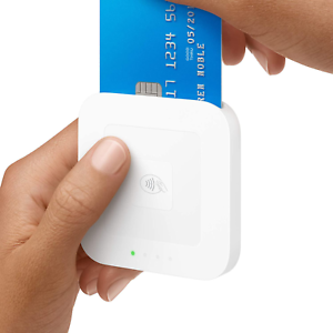 Square Contactless and Chip Reader Credit Card Terminal Swipe Tap NFC New