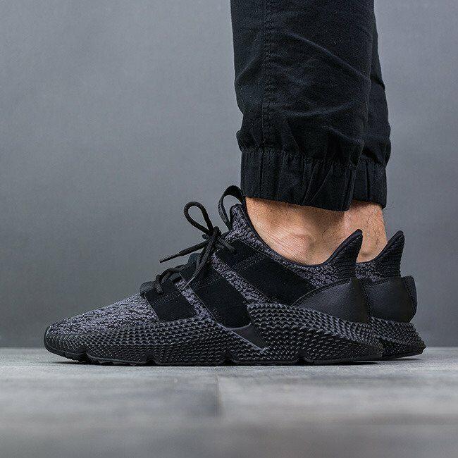 Para Hombre Adidas Originals prophere Talla UK 11.5 (CQ2126) Negro
