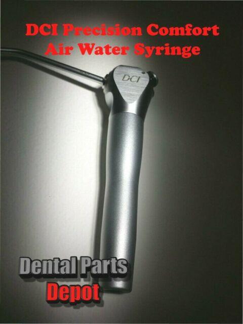 New DCI Precision Comfort Dental Air/Water Syringe (DCI #3600)