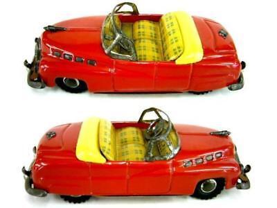 Neueste Kollektion Von Alt Vintage Buick Offen Auto Reibung 594ms Blech Spielzeug Made In Japan F/s Autos & Lkw