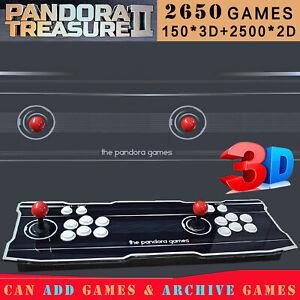 console de jeux pandora
