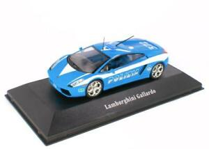 Mag Kw19 Atlas Editions Police Cars Collection Lamborghini Gallardo