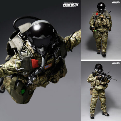 HOT FIGURE TOYS 1/6 VH veryhot U.S. army special forces HALO paratroopers