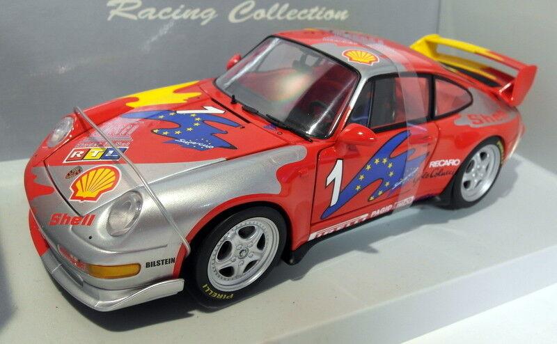 UT Models 1 18 Scale Diecast - 39518 Porsche 911 RS Porsche cup VIP 1995 car