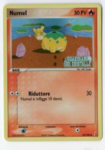 POKEMON-NUMEL-59-100-EX-CRYSTAL-GUARDIANS-COMUNE-HOLO-THE-REAL-DEAL-SHOP