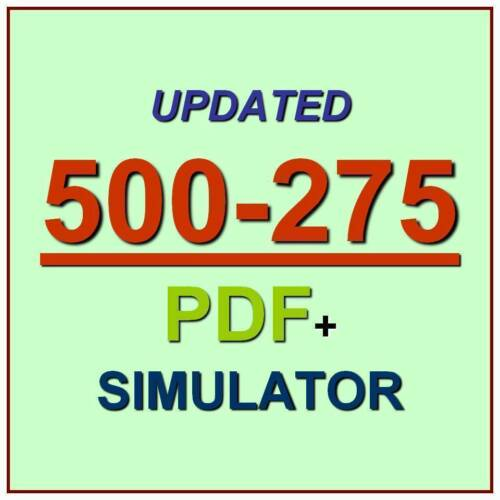 Securing Cisco Networks Sourcefire FireAMP Endpoints SSFAMP Test 500-275 Exam QA