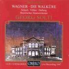 Wagner Die Walküre ACT 1 Audio CD