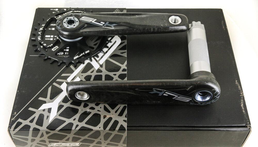 FSA SL-K  Modular 392 Evo MTB Bike Crankset 170mm 10 11 Speed Carbon Single NEW  70% off cheap