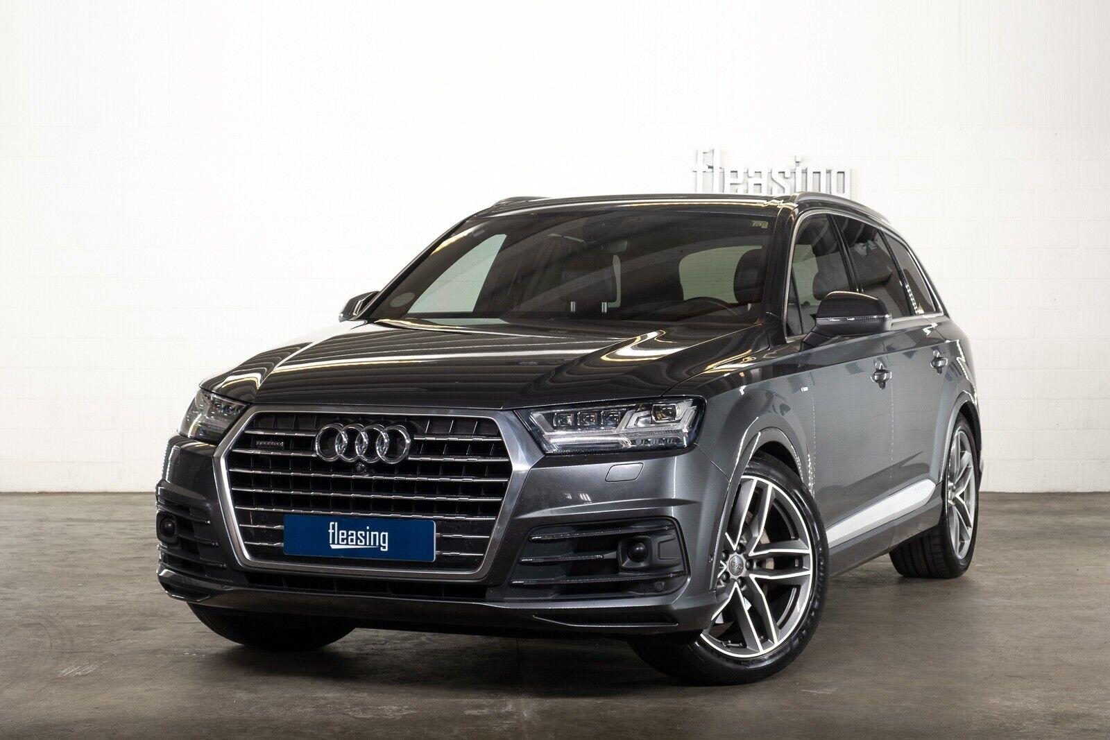 Audi Q7 3,0 TDi 272 S-line quat. Tiptr. 7p 5d - 4.574 kr.