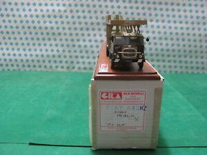Transporter-Fiat-642-N-175-R12-13-Trailer-F-Lli-Elia-Torino-1-43-Gila-Models