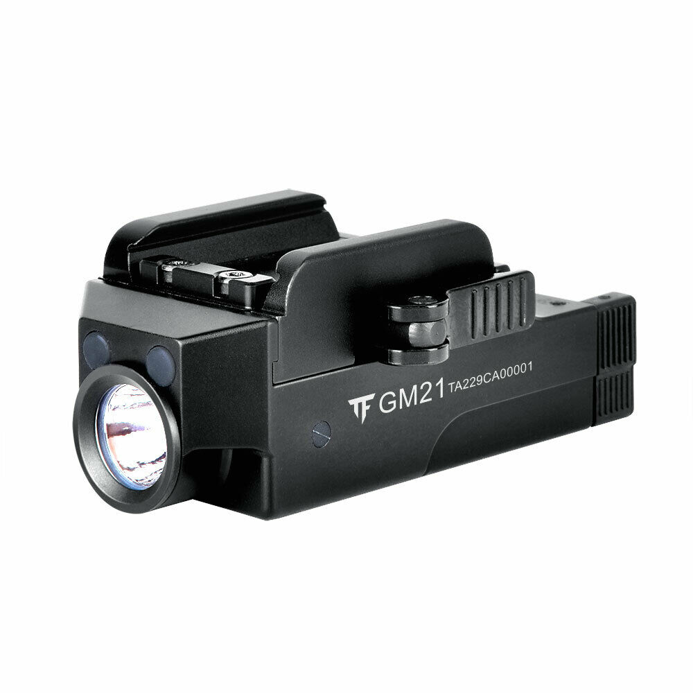 Trustfire GM21 Tactical Pistol Light USB Charging 510LM Cree XP-L LED + Battery