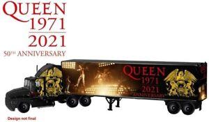 Queen-Tour-camion-128-Pieza-3D-Rompecabezas-Modelo-PZ