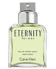 Eternity by Calvin Klein for Men 100ml / 3.4oz Eau De Toilette - TESTER New Box