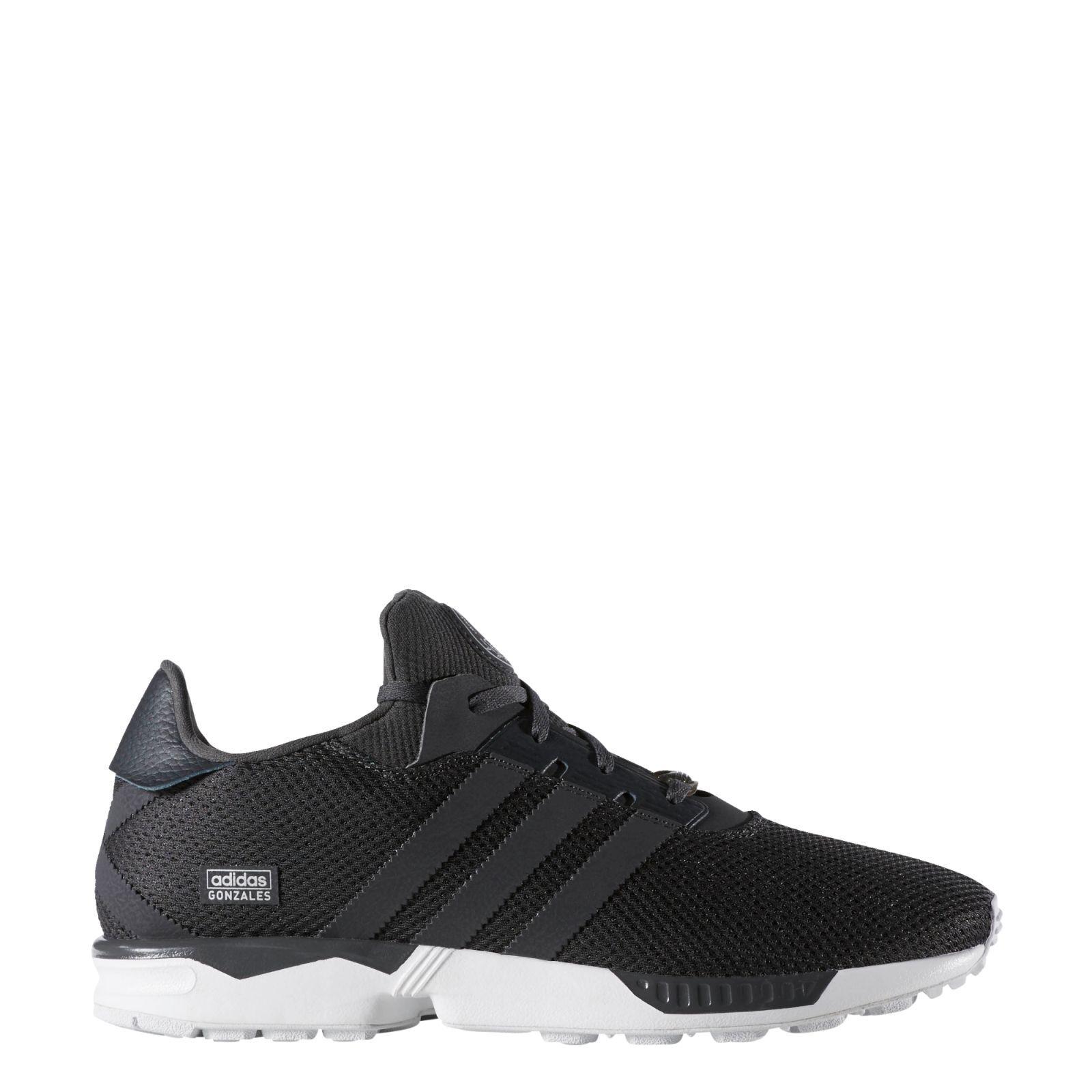 adidas Turnschuhe F37505 ZX GONZ Black schwarz Schnürschuhe Herrenschuh NEU SALE